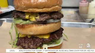 Take Out Tuesday: Cheeseburgers