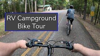 Daisy State Park   Bike Tour   Arkansas State Parks
