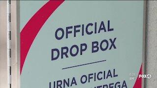 Ballot drop boxes part of new election reform