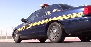 Las Vegas substitute teacher arrested