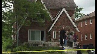 Man, woman found shot dead inside Detroit home; infant found inside alive