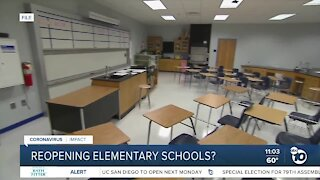 Group calls for San Diego Unified to reopen schools