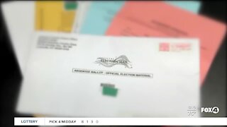 Mail in voting: preventing fraud