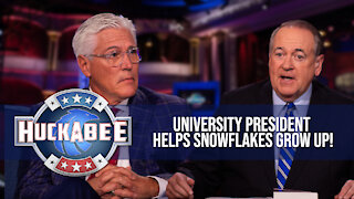 University President Helps Snowflakes Grow Up! | Dr. Everett Piper | Huckabee