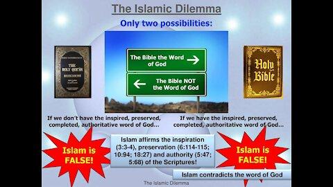 The Qur'an Affirms the Bible!