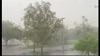 LATEST: Storms roll through South Florida