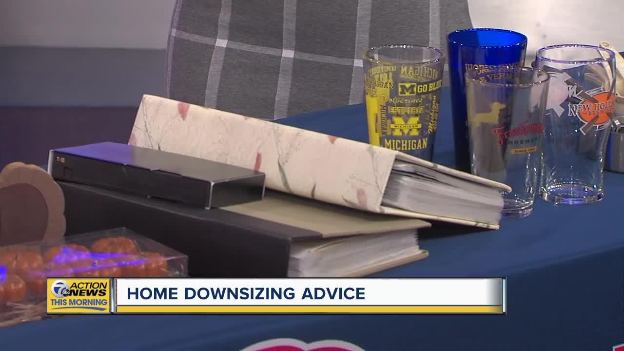 Home Downsizing Advice