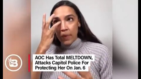 AOC Fears for Life in Capitol Siege Reverse Speech Analysis by Tiffany Fontenot- Info in Descrpt Box