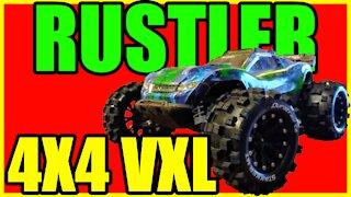 BONUS: Traxxas Rustler 4x4 VXL Getting Dusty (Dusty Rusty)