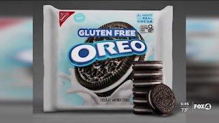 Oreo goes gluten free