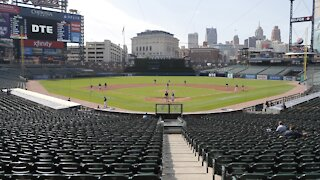 What can fans expect for Opening Day at Comerica Park