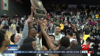 Foothill basketball chasing second state title