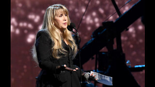Stevie Nicks on being inducted twice into Rock and Roll Hall of Fame .