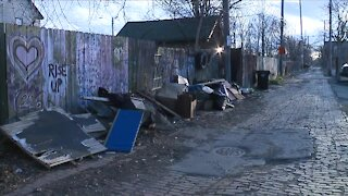 In-Depth: Cleveland residents point to pandemic-related litter, dumping