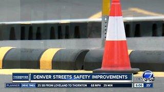 Denver streets safety improvements