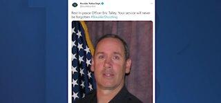 Boulder police officer remembered