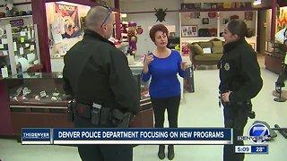 Denver Police Department focusing on new programs