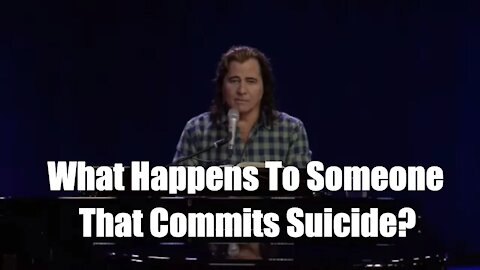~What Happens To Someone That Commits Suicide? | Kim Clement Prophetic Message | Prophetic Ministry~