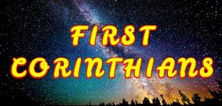 Word of God – First Corinthians – Book 46 – NIV