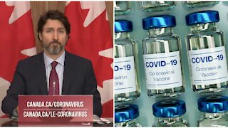 A New Report Says Canada Has More Vaccine Doses Than People & It's Hurting Other Countries