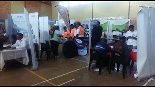 SOUTH AFRICA - Pretoria - Career Expo (Jy9)