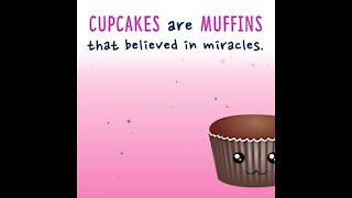 Muffins that believed in miracles [GMG Originals]