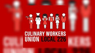 Culinary Union to sue strip properties over worker safety