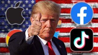 Trump Launches MASSIVE MEDIA VENTURE to CRUSH Big Tech!!!