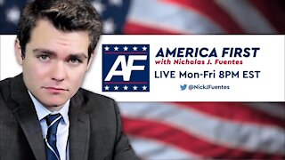 Nick Fuentes America First Ep.748 [01-25-21]