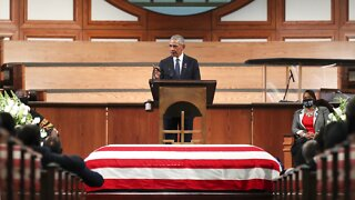 3 Former U.S. Presidents Pay Tribute To Rep. John Lewis