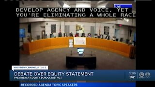 Debate wages over Palm Beach County schools equity statement