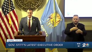 Gov. Stitt lifts COVID-19 restrictions as more Oklahomans get vaccinated
