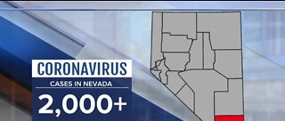 Nevada COVID-19 update for April 7, 2020