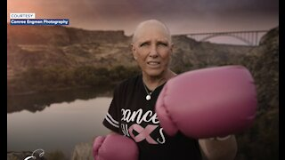Local photographer honors mother battling cancer for the third time