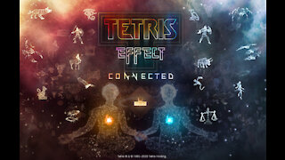 Tetris Effect: Connected has been optimised for Xbox Series X