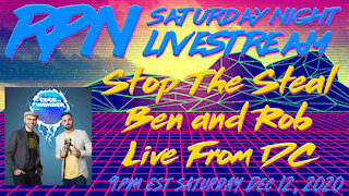 Ben & Rob from Edge of Wonder with RedPill78 On Sat. Night Livestream
