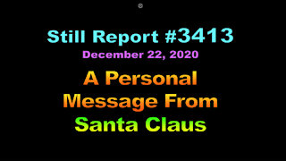 A Personal Message From Santa, 3413