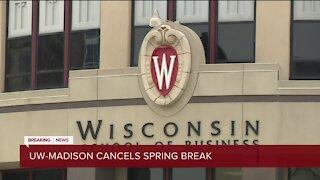 UW-Madison Faculty Senate votes in favor of eliminating spring break