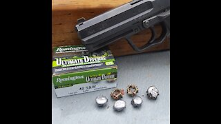 Remington Ultimate Defense 180gr BJHP