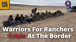 Invasion At The Border With Rancher Mike Miller - Rainbow Tyranny with Sean Morgan