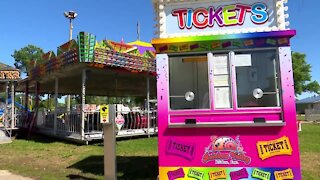 Shawano County Fair begins