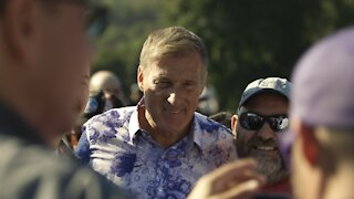 Maxime Bernier at People's Party of Canada Rally
