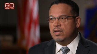 Keith Ellison Admits There's No Evidence That Race Was a Factor in George Floyd Killing