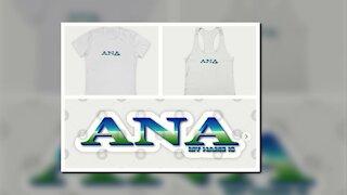 ANA. MY NAME IS ANA. SAMER BRASIL (TEEPUBLIC)