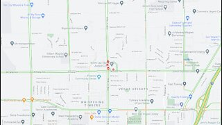 North Las Vegas police seek driver after pedestrian critically injured in hit-and-run crash