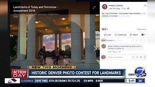 Historic Denver photo contest