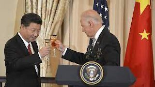 Donald Trump Slams Joe Biden For 'Bowing' To China!