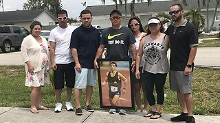 Family of competitive runner demands answers following deadly crash in suburban West Palm Beach