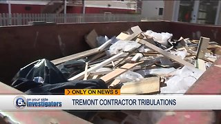 Tremont residents demand better construction site clean-up and enforcement