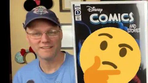 Bringing Chris' hobby and Disney together.
